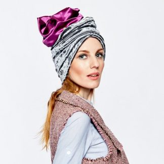 Turban chic VERA SUKHININA SLOW FASHION GOSHOPIA