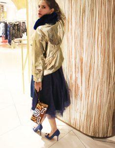 Marie de La Roche Slow Fashion