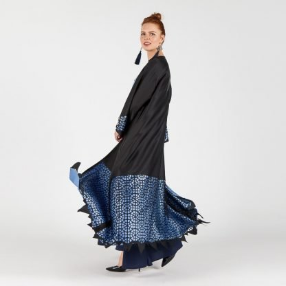 MYKAFTAN ARABIAN SEA ABAYA SLOW FASHION