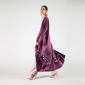 PURPLE KAFTAN MYKAFTAN SLOW FASHION