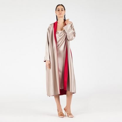 MYKAFTAN REVERSIBLE ROBE SLOW FASHION