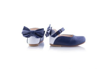 Mimi Bow Baby Shoes