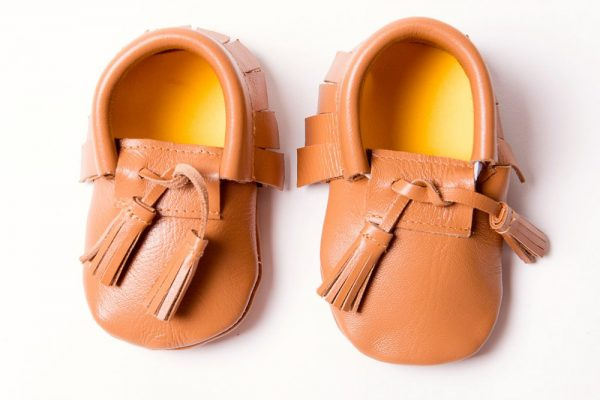 Moccas Tassels Elis Boots Sustainable babies Fashion