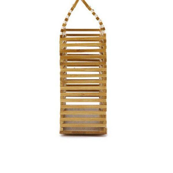 Bamboo Square Bag Sustainable Fashion