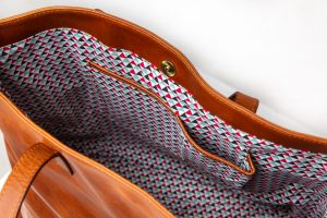 Joy Tote Bag Richmond Works Sustainable Fashion