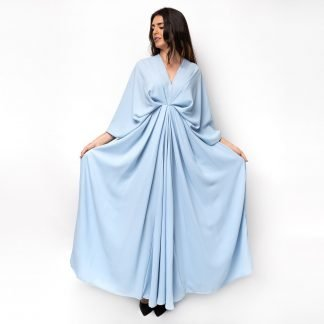 Baby Blue Dress by Essa Walla