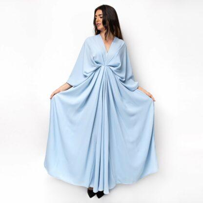 Baby Blue Dress by Essa Walla