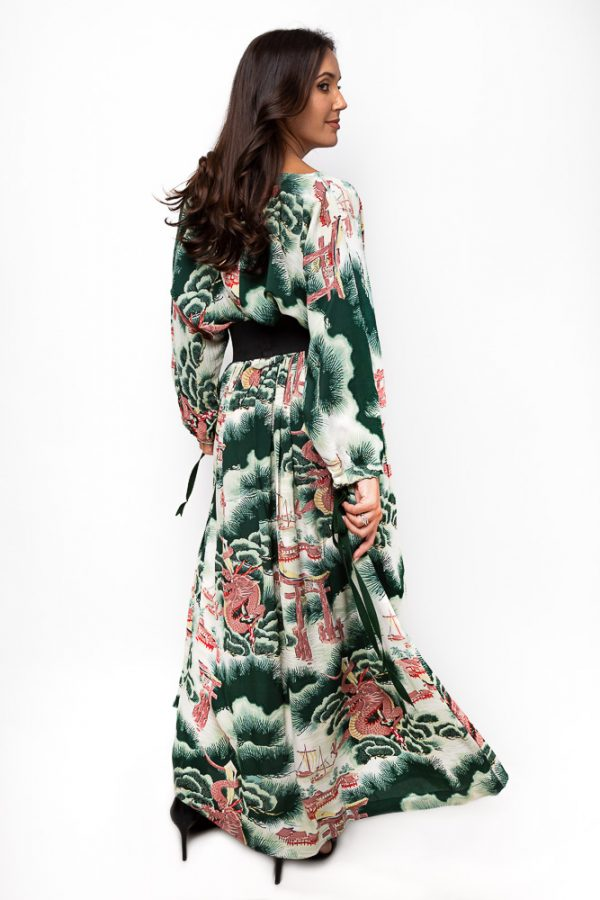 Dragon Temple Dress