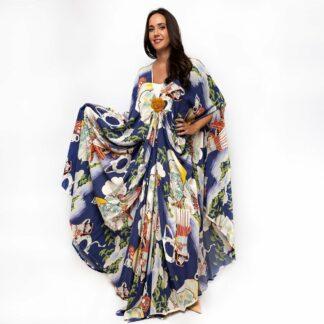 Japanese Garden Dress