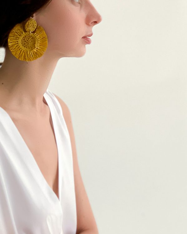 VERBENA MADRID SUSTAINABLE EARRINGS