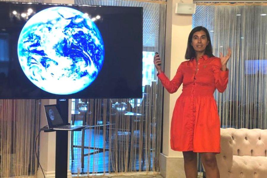 climate change talk climate crisis