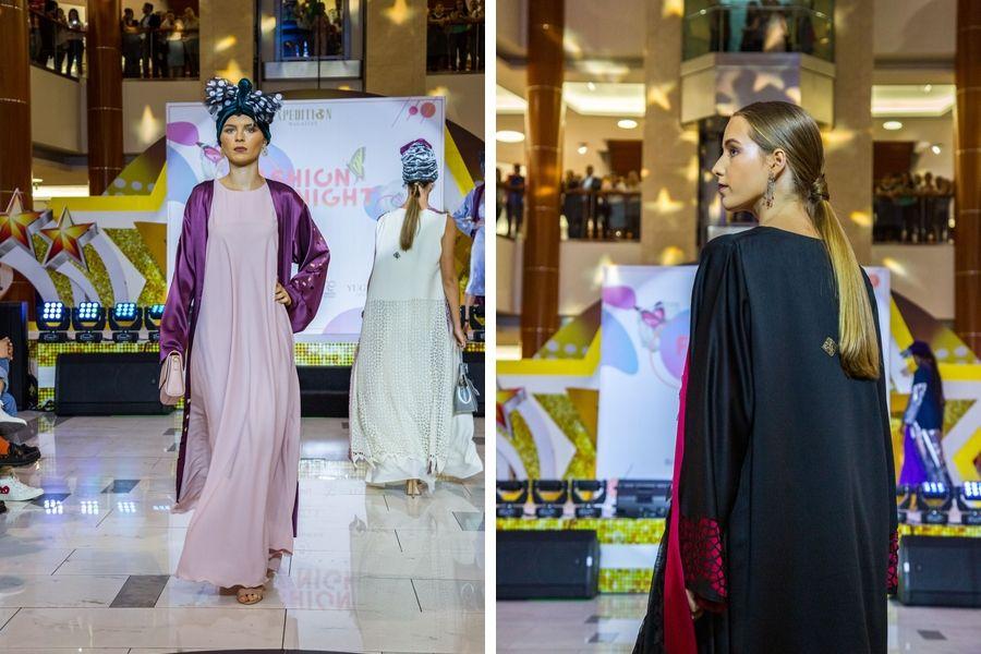 goshopia´s first fashion show