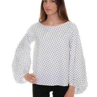 white starred blouse castano de indias sustainable fashion