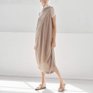 Prana Petal Dress Bav Tailor Sustainable Fashion Ecoluxury