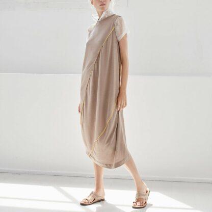 Prana Petal Dress Bav Tailor Sustainable Fashion Ecoluxury