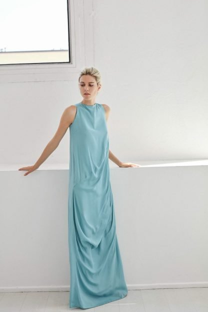 Shakti Samhita Gown Bav Tailor Sustainable Fashion Goshopia