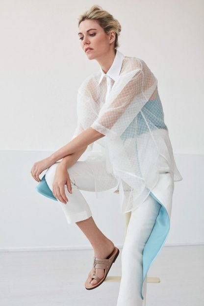 Suci Lotus Capri Trousers Bav Tailor Sustainable Fashion Goshopia