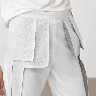 Suci Origami Trousers Bav Tailor Sustainable Fashion