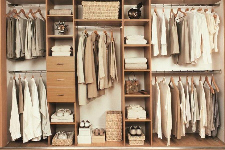 sustainable wardrobe eco-friendly closet