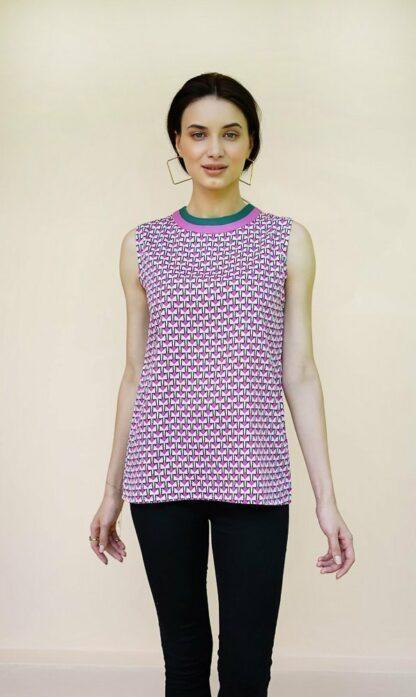 deco blouse vino supraja sustainable fashion
