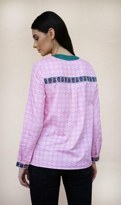 deco collage shirt vino supraja sustainable fashion