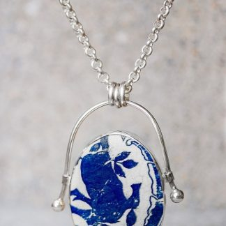 Vườn Ceramic Necklace