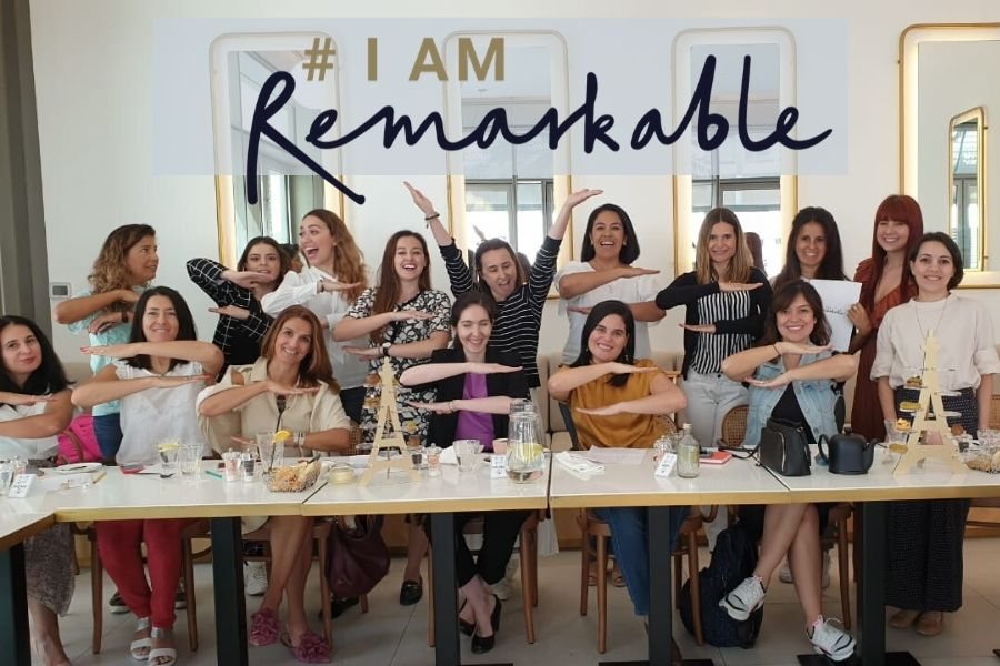 we are remarkable I am remarkable international women´s day