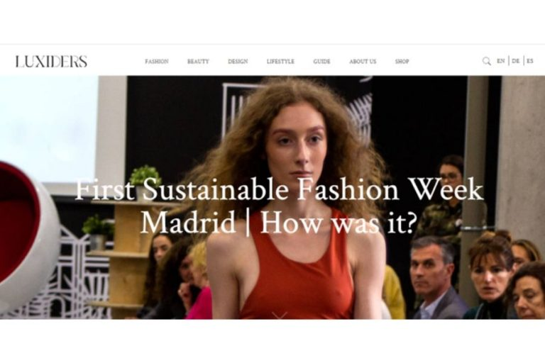 GOSHOPIA SUSTAINABLE FASHION SHOP IN MADRID