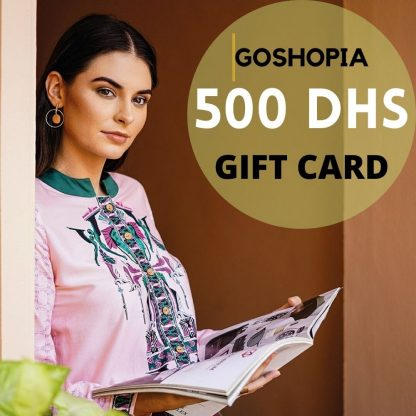 gift voucher 500 dhs