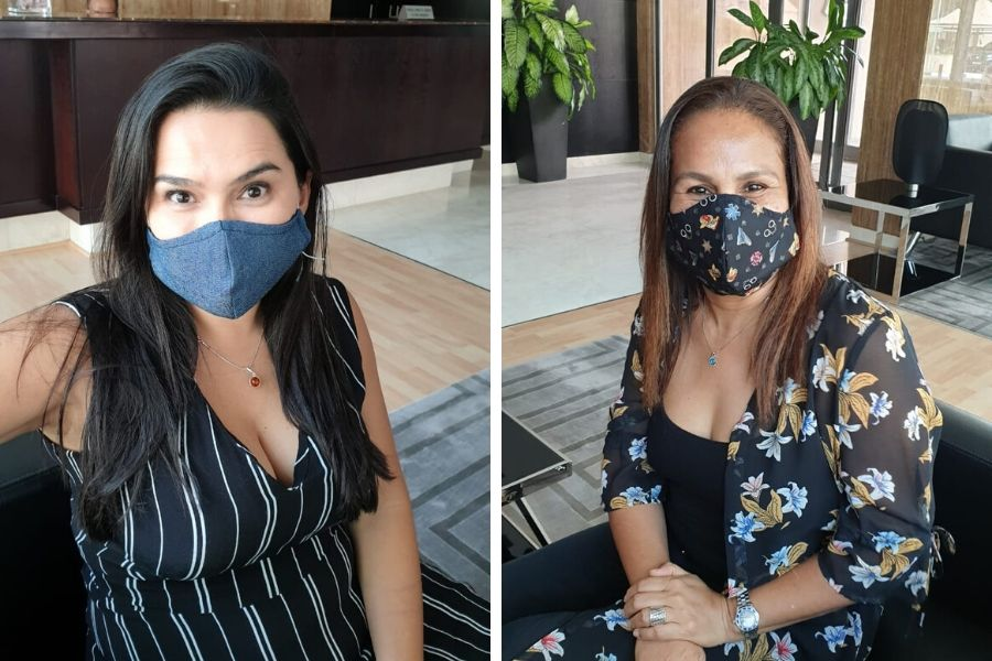 Fabric Masks-How to solve the macro and microplastics issue