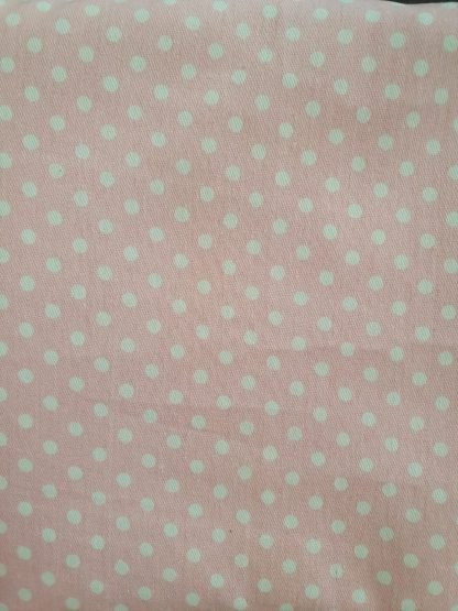Fabric Face Masks in Dubai- Pink Polka
