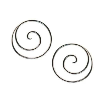 Spira earrings made in Dubai jewellery slow fashion ethical jewelry