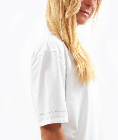 Andrew sustainable t-shirt white