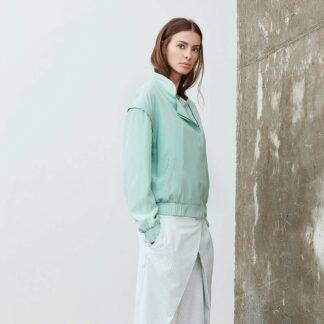 Dvaita Bomber Jacket Bav Tailor Sustainable Fashion-1