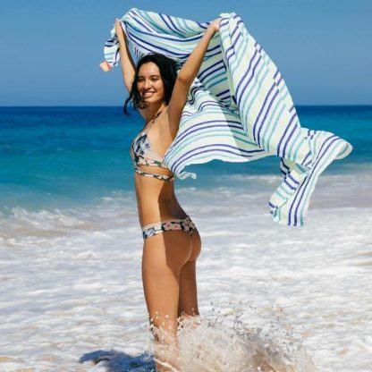La Alicia Beach Blanket Recycled Cotton