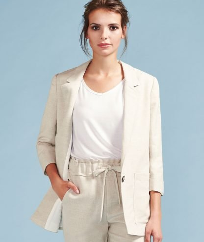 Ema blazer sustainable jacket
