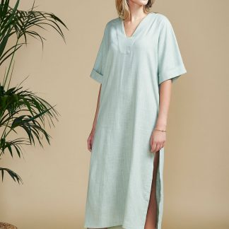 Mila Kaftan Alayandco Goshopia sustainable fashion
