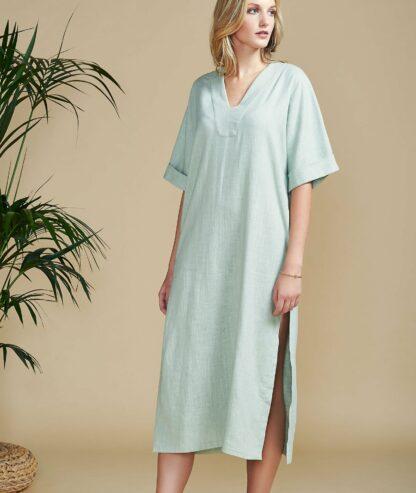 Mila Kaftan Alayandco Goshopia sustainable fashion