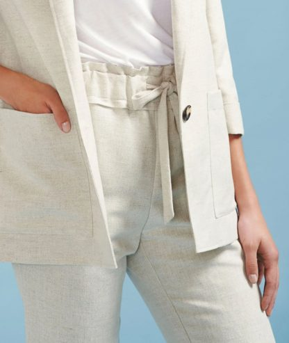William eco-friendly trousers sustainable clothing