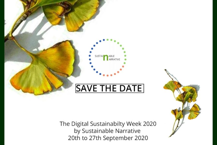 DIGITAL SUSTAINABILITY WEEK 2020