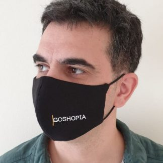 best branded logo face masks in Dubai