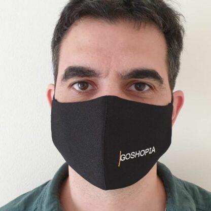 best branded logo face masks in Dubai