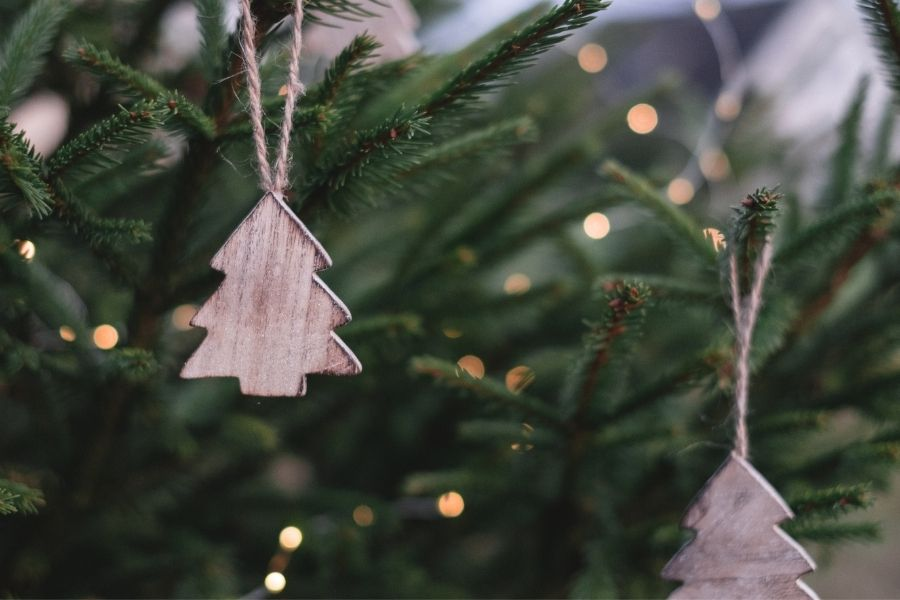 Christmas decorations that are sustainable