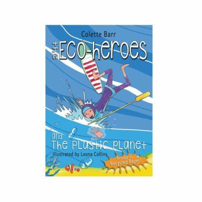 THE ECO-HEROES BOOKS THE PLASTIC PLANET DUBAI UAE ABU DHABI