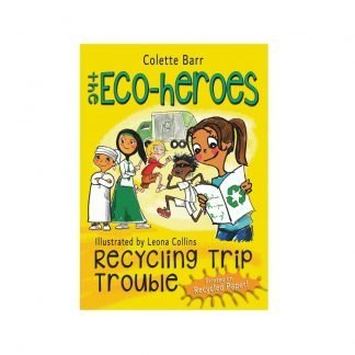 THE ECO-HEROES BOOKS RECYCLING TRIP TROUBLE DUBAI
