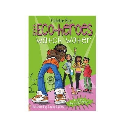 THE ECO-HEROES BOOKS WATCH WATER DUBAI UAE ABU DHABI