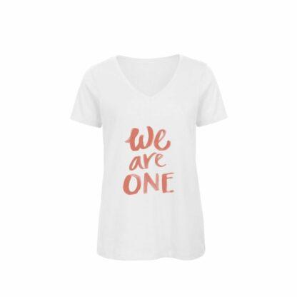 Dubai best women's organic white cotton t-shirt