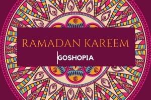 How to have eco ramadan kareem