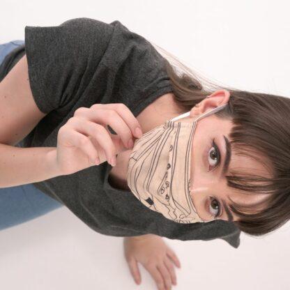 eco-friendly face masks
