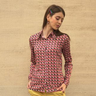 R-PET SIGNATURE PATANG SHIRT BEST SUSTAINABLE FASHION